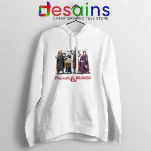Cheesecake and Dragons Hoodies DnD The Golden Girls Jacket S-2XL