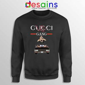 Gucci Gang Funny Supernatural Sweatshirt Gucci TV Series Sweaters
