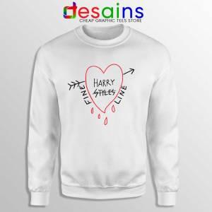 Harry Styles Alessandro Michele Fine Line Sweatshirt Cheap Sweaters
