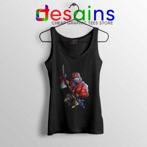 Rust Lord Fortnite Black Tank Top Epic Outfit Battle Royale Tops