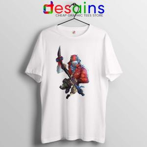 Rust Lord Fortnite Tshirt Epic Outfit Battle Royale Tee Shirts S-3XL