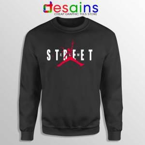 Freddy Air Krueger Sweatshirt A Nightmare on Elm Street Sweaters