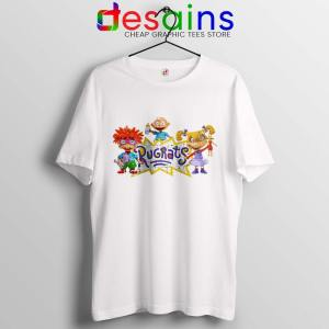 Rugrats Distressed Tshirt TV Series Rugrats Tee Shirts S-3XL