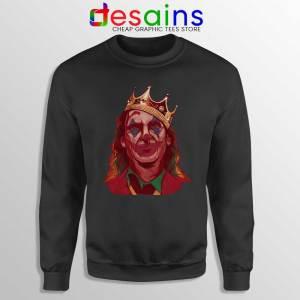 The Notorious BIG Joker Sweatshirt Arthur Fleck Poster Sweaters S-3XL
