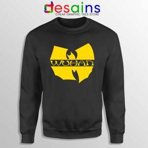 Wuhan Clan Covid 19 Sweatshirt Coronavirus Wu-Tang Clan Sweaters