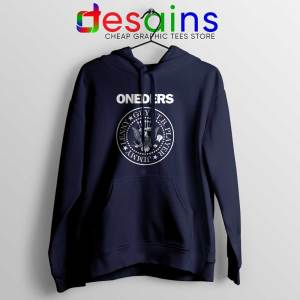 The Oneders Band Navy Hoodie That Thing You Do Jacket