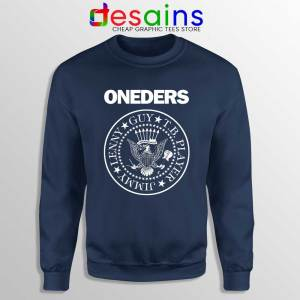 The Oneders Band Navy Sweatshirt That Thing You Do Sweaters