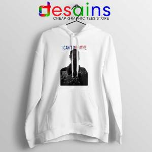 Justice for George Hoodie I Can't Breathe Jacket S-2XL