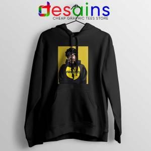 Wu Man Wu Tang Black Hoodie Merch Wu-Tang Clan Jacket