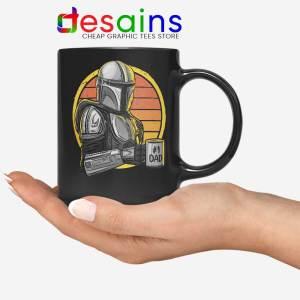 Galaxys Best Dad Mug Funny The Mandalorian Coffee Mugs 11oz