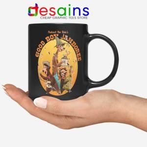 Good Boy Jamboree Black Mug Walt Disney Cheap Coffee Mugs