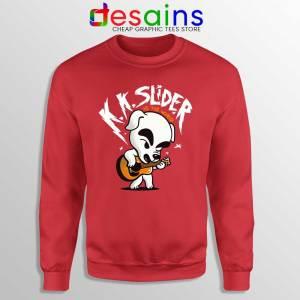 K K Slider vs The World Sweatshirt Scott Pilgrim vs the World Sweaters