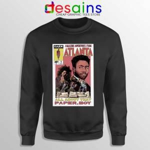 Donald Glover Amazing Adventures Sweatshirt Childish Gambino