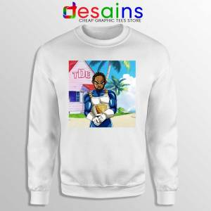 Kendrick Lamar Zenkai Sweatshirt Hip Hop's Dragon Ball Sweaters
