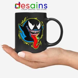King Boo Venom Mug Marvel Comics Ghosts Ceramic Coffee Mugs