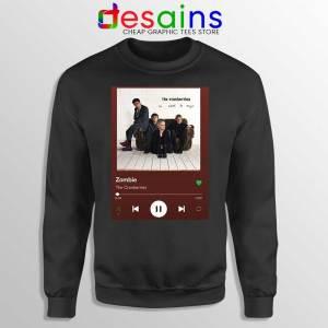 Zombie The Cranberries Sweatshirt Rock Band Merch Sweaters