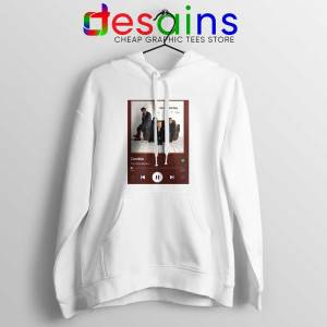 Zombie The Cranberries White Hoodie Rock Band Merch Jacket