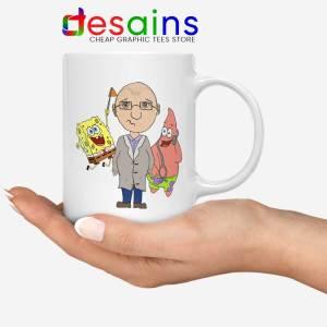 Doctor Spongebob Patrick Mug Funny Cartoon Coffee Mugs