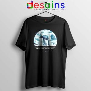 Galactic Empire Tour Tshirt Star Wars Empire Tee Shirts