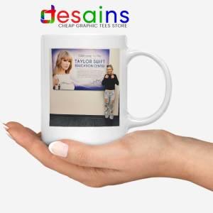 Phoebe and Taylor Swift Mug Education Center Coffee Mugs