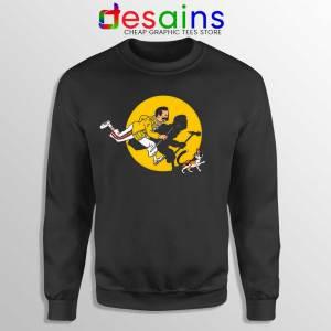 The Adventures of Freddie Sweatshirt Freddie Mercury Queen