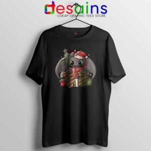 Toothless Dragon Santa Tshirt Christmas Night Fury Tees