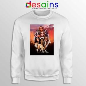 Lana Del Rey Hollywood Sweatshirt Born to Die Sweaters