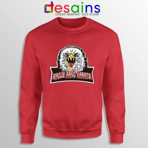 Cobra Kai Eagle Fang Sweatshirt Karate Kid