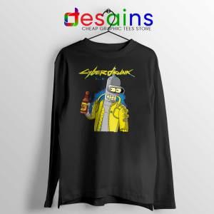 Cyberpunk 2077 Bugs Long Sleeve Tee Graphic Shirts
