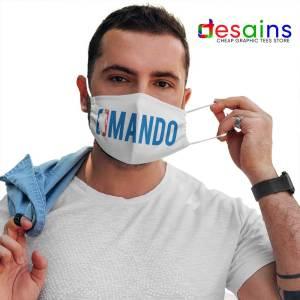 Mando NBA Logo Best Mask Cloth The Mandalorian