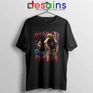 Michael Jordan The Shot T Shirt NBA Legend