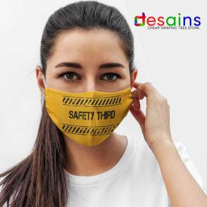 Safety Third Covid Mask