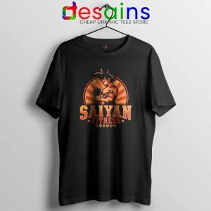 Super Saiyan Workout T Shirt Goku Gym