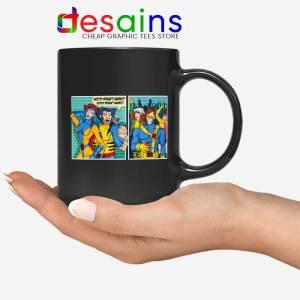 Scotty Doesnt Know Mug X-Men Comics