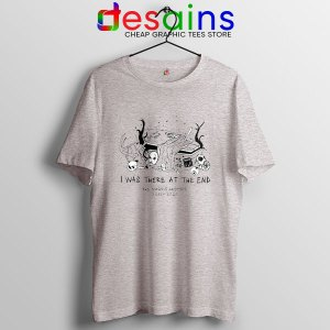 Buy Magnus Archives Merch Sport Grey T Shirt Horror Podcast