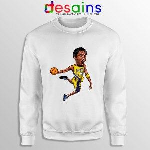 Best Kobe Bryant Game Dunk Sweatshirt NBA Lakers