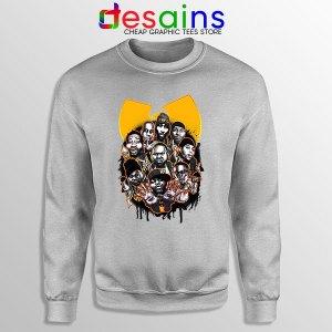 Buy Wu Tang NY Yankees SPort Grey Sweatshirt Baseball