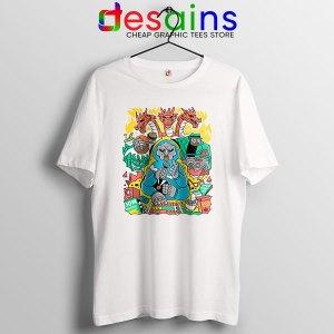 MF Doom Comic T Shirt Celebrity Rapper