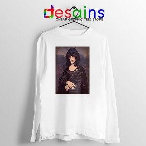 New Wave Mona Lisa Long Sleeve Tee Ramona