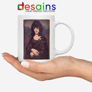 New Wave Mona Lisa Mug Ramona