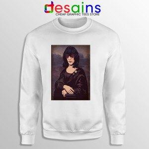 New Wave Mona Lisa Sweatshirt Ramona