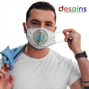 Pfizer Vaccine Pfrost Mens Mask Cloth Podcast Merch