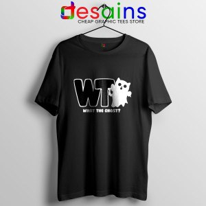 What The Ghost T Shirt The Magnus Archives