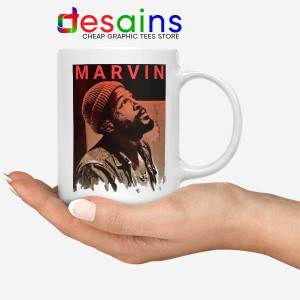 Best Marvin Gaye Tribute Mug Soul Singer