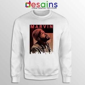 Best Marvin Gaye Tribute Sweatshirt Soul Singer