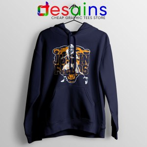 Cheap Justin Fields NFL Hoodie Chicago Bears