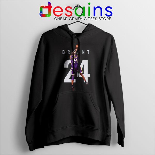 Kobe Bryant 24 Best Dunk Hoodie Legend NBA