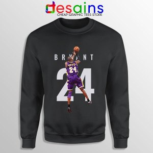 Kobe Bryant 24 Best Dunk Sweatshirt Legend NBA