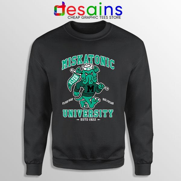 Miskatonic University Cthulhu Sweatshirt R'lyeh