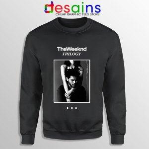 Trilogy The Weeknd Album Cover Sweatshirt XO Merch